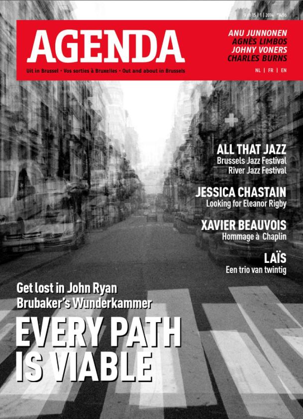AGENDA Magazine cover