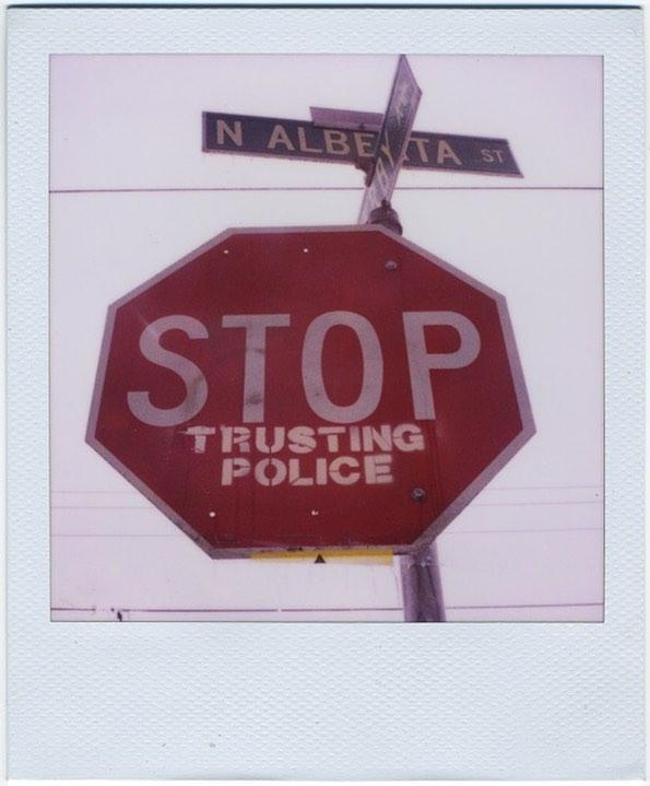 Portland, OR 2008 #polaroid #pdx