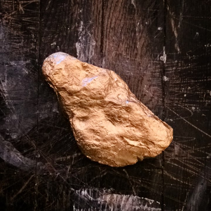 gilded #coal